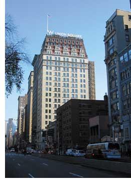 facademd facade maintenance design w hotel new york. Black Bedroom Furniture Sets. Home Design Ideas